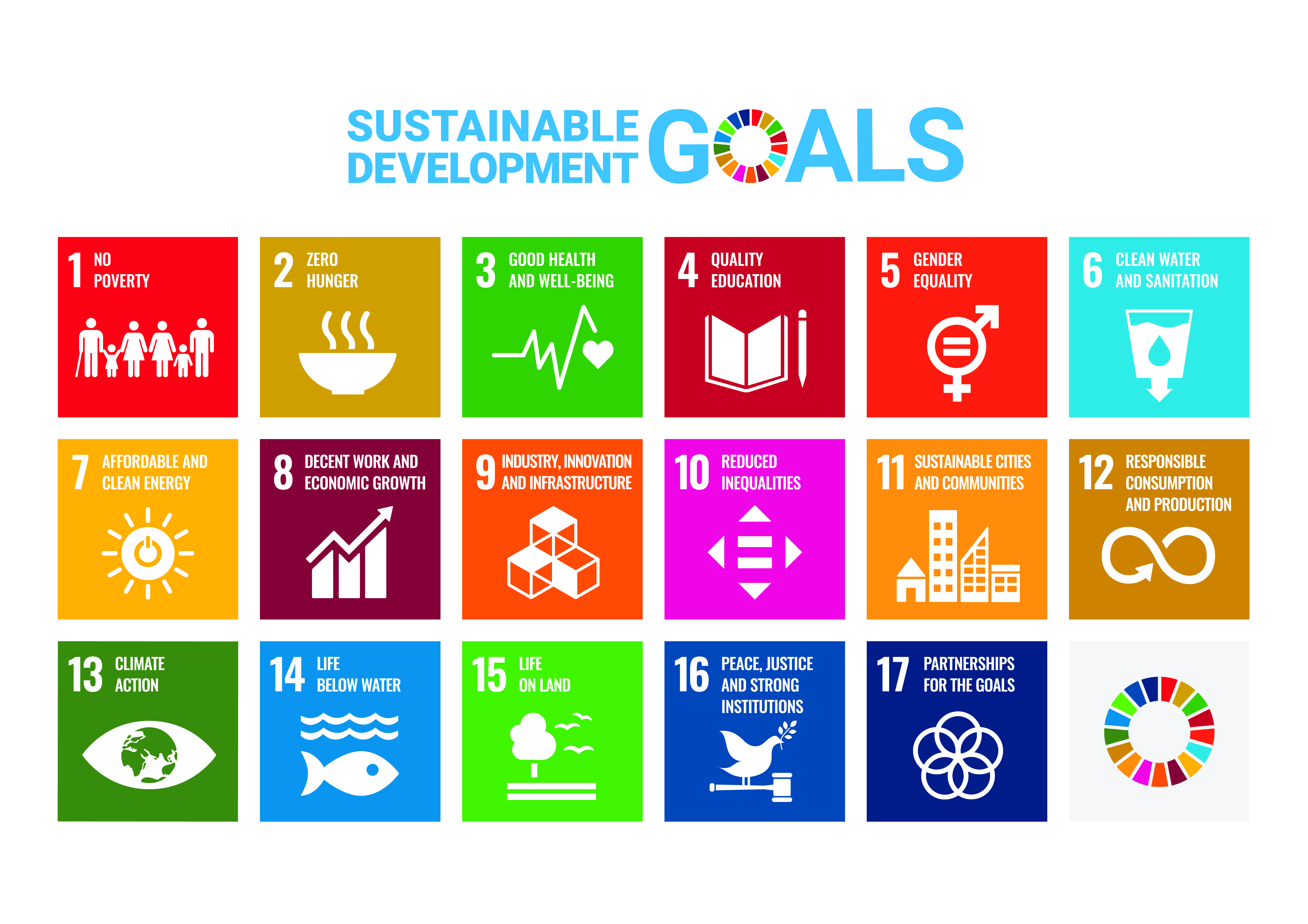 Our work on the SDGs
