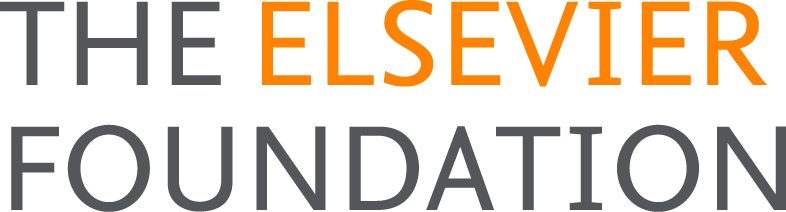 TheElsevierFoundation logo two lines