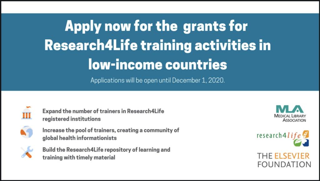 mla grants 2020