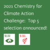 2021 Chemistry for Climate Action Challenge – Top 5